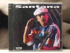 SANTANA - LIVE OSAKA 1973 / WOODSTOCK 1969 CD NEW SEALED