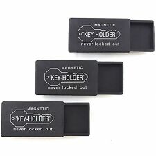 3 Pc. Magnetic Magnet Hide A Key Emergency Spare Key Holder Hider Set