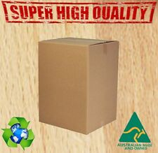 20 x  100L Tea Chest Cardboard Moving Packing Boxes Premium Packing Carton Box