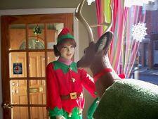 Child mannequin windows Christmas, girl clothesdisplay, hand made manikin - Kim