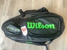 Wilson Tour Red Collection Tour V 9 Pack