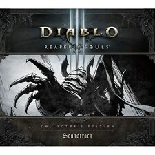 """DIABLO III (3): Reaper of Souls"" Original Game Soundtrack CD 22 tracks *SEALED!"