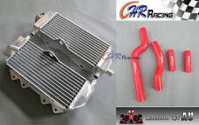 Aluminum Radiator + Hose For Yamaha YZ250 YZ 250 2 stroke 2002-2013 03 04 05 06