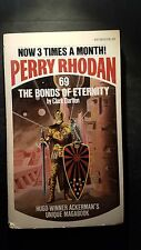 Perry Rhodan #69: The Bonds of Eternity: Clark Darlton, 1975, Ace Books, E-91