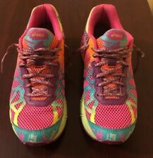 7d19c0e90 Asics Gel Noosa Tri 9 Pink   Multi Running Shoes Girls Youth 7   Euro