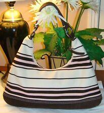 Banana Republic Striped Multicolor Handbag