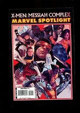 MARVEL SPOTLIGHT MESSIAH COMPLEX (9.0) MARVEL (B058)