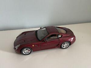 Ferrari 599 GTB 1/18 HotWheels