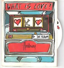 HADDAWAY - What is love the album   ***Special Limited Edition***