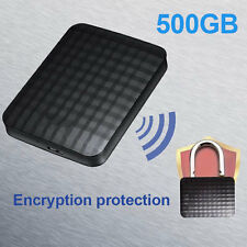 Ultra High Speed USB3.0 500GB External Hard Drive Portable Mobile Hard Disk
