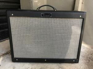 """Fender Hot Rod Deluxe III 40W 1x12"""" Guitar Amp Amplifier - Black PR246"""