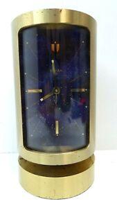 VINTAGE RETRO SWIZA 8 ALARM BEDSIDE CLOCK RETRO MID CENTURY