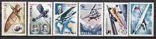 "4) Polen 1978 "" Luftfahrt in Poloen "" Mi.Nr:2551 - 56 **  (1106)"