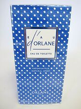 Eau D'Orlane Eau De Toilette Natural Spray Orlane Paris 100ml 3.4 FL oz