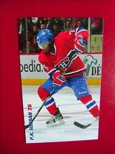 2012-13-Montreal Canadiens-P.K.Subban Postcard.