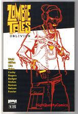 ZOMBIE TALES Oblivion #1, NM, Undead, Walking Dead, 2005, more Horror in store