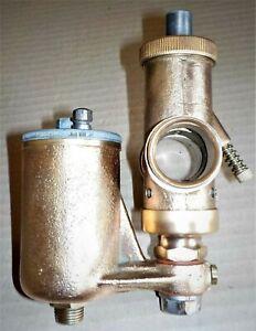 Brass Carburettor Type 76 Pre Monobloc & Float Chamber 0° Amal Royal Enfield BSA