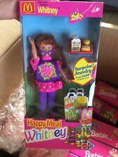 Happy Meal Whitney Barbie