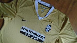 "Nike Juventus Away Football Shirt 2008 - 2010 Size XL 45"" 47"""
