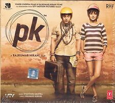 PK / ANDERE STERNE, ANDERE SITTEN - Bollywood Soundtrack CD - Aamir Khan
