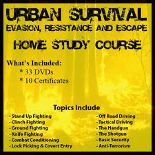 Home Study Course: Urban Survival Evasion Resistance and Escape
