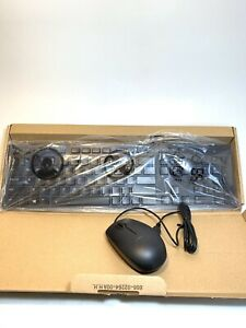 Dell Keyboard And Mouse Set KB216