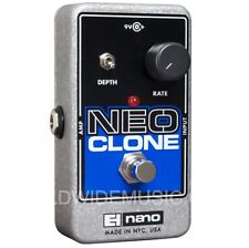 EHX Electro Harmonix NEO CLONE Analogue Chorus Guitar Effects Pedal / Stomp Box