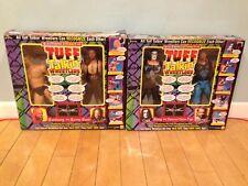 WCW TUFF TALKIN WRESTLERS - Sting, Diamond Dallas Page, Golberg, Kevin Nash