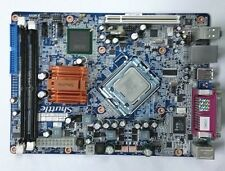 Shuttle K45 Motherboard FM10 S5140 V.1.0 with CPU
