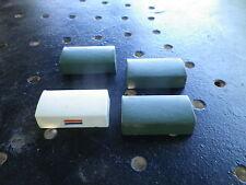 Kit plastique monté 1:72: décors pour diorama militaire, 4 caisses empilables