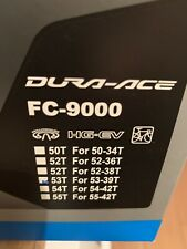 Dura ace 9000 53 For 53 39 T Chain Ring - Excellent Conditional