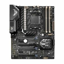 ASUS SABERTOOTH 990FX R2.0 ATX Motherboard - AMD 990FX/SB950 Chipset  AM3+