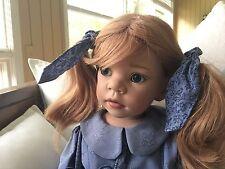 Gotz Puppe. GÖTZ KÜNSTLERPUPPE. Lison Doll.