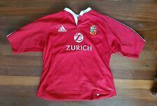 2005 Adidas British Lions Rubgy Jersey – Size XXL FREE SHIPPING