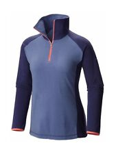 NEW Columbia Women's Glacial Fleece III 1/2 Zip Pullover Size Medium $45 Retail