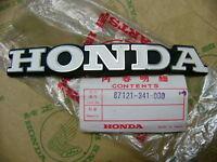 Honda CB 750 Four K2 Tankemblem Emblem right fuel tank  87121-341-000