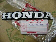 Honda CB 750 Four K2 Tankemblem Emblem right fuel tank  87121-341-000
