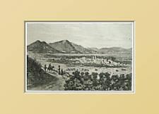 AQUILA:AVEZZANO - Vallata Fucino. In Passepartout 1890