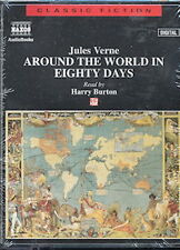 Around the World in Eighty Days by Jules Verne (Audio cassette, 1995)