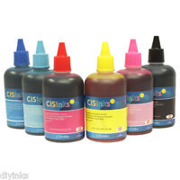 Compatible Bulk Refill Ink Bottle Set For Epson Artisan 1430 T079 CISS