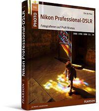 Nikon Professional-DSLR für Profis, D3 s, D600, D800 oder D4 NEU