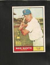 1961 Topps # 35 Ron Santo RC NM-MT