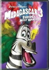 Madagascar 3: Europes Most Wanted (DVD, 2016) NEW