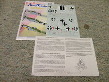 Aeromaster  decals 1/48 48-721 Late Doras  Part III   F146