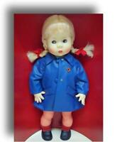 Bambola pia italocremona 1960 45 cm.confezione originale mai usata vintage