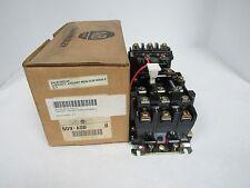 ALLEN BRADLEY 509-AOB SER B  AUXILLARY CONTACT 18A 600VAC 3 P