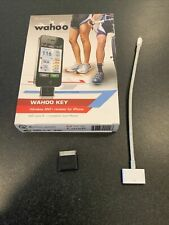 Wahoo Fitness ANT+ Key for Apple Devices-30pin Plus Adapter to Lightning 8 pin!