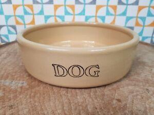 "Mason Cash Dog Food Water Bowl 10"""