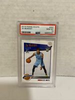 2019-20 Panini NBA Hoops Tribute Ja Morant #297 PSA 10 Rookie
