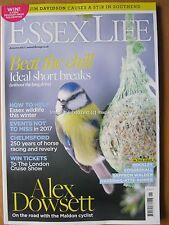Essex Life January 2017 Alex Dowsett Wildlife Hockley Coggeshall Saffron Walden